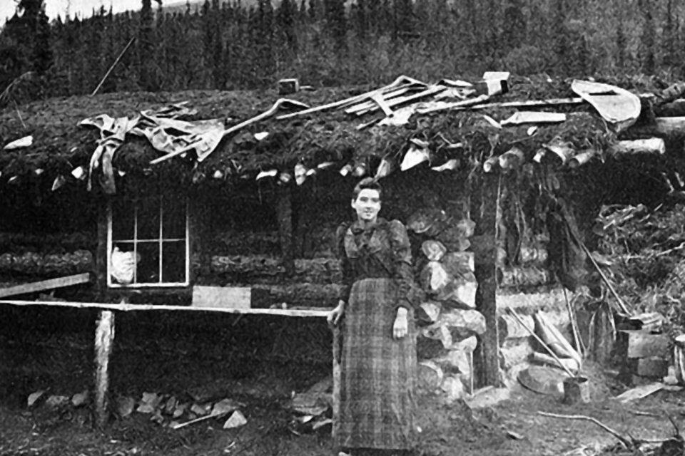 Émilie Tremblay, pionnière du Nord